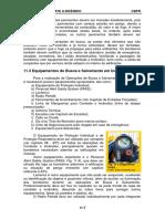 Manual Bombeiro Pr - Equipamentos Necessários