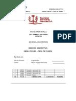 2.02 MEMORIA DESCRIPTIVA - ARQUITECTURA REV .D