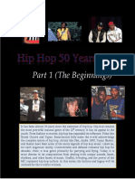 The Story of Hip Hop