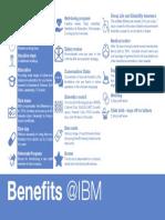 Benefits @IBM