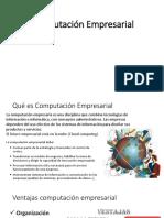 Taller 4 Computación Empresarial