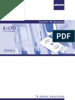 Catálogo Arcon SALTO