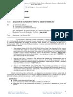 15. INFORME Nº 15 - PAGO DE VALORIZACION DE OBRA Nº 02 - NOVIEMBRE 2018