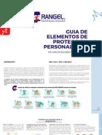 Guia de elementos de proteccion personal covid-19