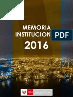Memoria APN 2016