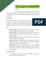 REGISTRO CONDUCTUAL Y TÉCNICAS UTILIZADA