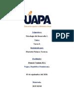tarea 8 psicologia del desarrollo