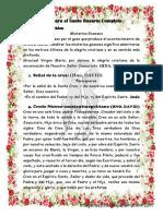 Guía para el Santo Rosario Completo.pdf