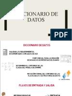 A y D Sistemas K&K Diccionario de datos