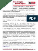 SEMAD ESTABELECE CRITÉRIOS PARA   REGULARIZAÇÃO AMBIENTAL.pdf