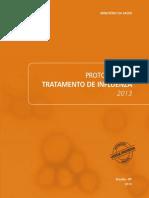 Protocolo de Tratamento de Influenza