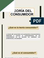 Teoría del Consumidor1