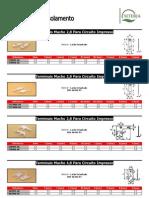 02 - Terminais Para Circuito Impresso