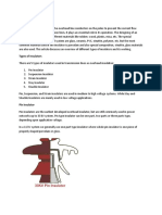 Insulator Report.doc