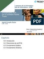 Presentacion Enrutamiento IPv6