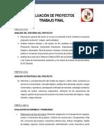 Trabajo Final -Evaluación de Proyectos-