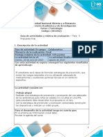 Formato Guia de actividades y Rúbrica de evaluación - Fase 5 - Propuesta Final (1)