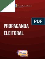 Cartilha Propaganda Eleitoral 2020
