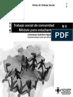 Texto completo Notas trabajo social Comunidad Carmenza Quintero