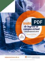 Instructivo ingreso al campus virtual usuario externo