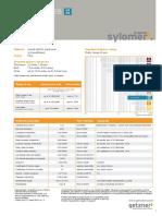 Data Sheet Sylomer SR 28 EN