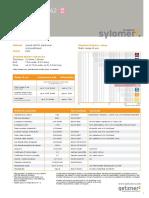 Data Sheet Sylomer SR 42 EN
