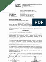 Tutela de Derecho Sandro Paredes