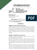 2010 - 255 UGEL CHINCHA CONTEC ADMINIST