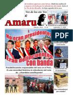 LA VOZ DE AMARU PRENSA...EDICION--N° 3