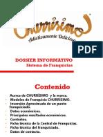 Dossier Informativo Sistema de Franquicias - CHURRISIMO