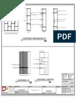retractable panel door