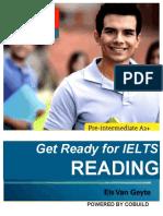 Get Ready for IELTS Reading Pre-Intermediate A2+ (ORG)