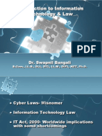 Intro. to IT Law