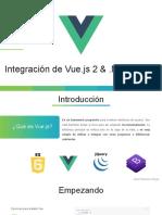 Vue.js 2 y .NET MVC5