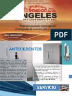 BRIEF ÁNGELES MINERÍA Y CONSTRUCCIÓN S.A.C