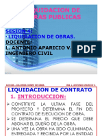 4.LIQUIDACION OBRA