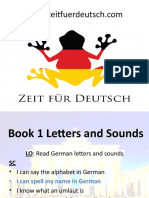 Book 1 Letters and Sounds