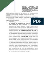 MODELO 2.5 DE TERCERIA DE PROPIEDAD