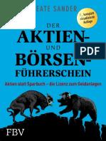 Beate Sander. Der Aktien- und Börsenführerschein