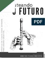 Apostila Flauta Doce e piano acompanhamento