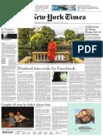 The New York Times International - 26-08-2020