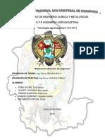 Elaboración de harina de langostas pdf