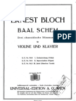 Nigun by Bloch