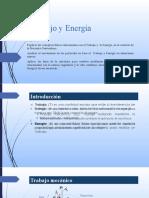 11 Trabajo y Energía