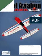 Model Aviation Canada - March-April 2020