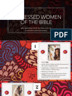 Blessed Women of the Bible