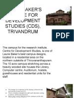 LAURIE BAKER'S CENTRE FOR DEVELOPMENT STUDIES (CDS), TRIVANDRUM.pdf