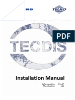 TECDIS Installation Manual EN rev 3_02