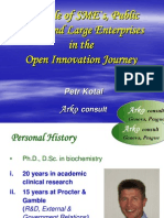01 Petr Kotal on Open Innovation