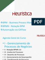 BPM I Gerenciamento de Processos de Negócios